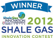2012 Shale Gas Innovation Award
